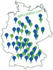 MPU Vorbereitung Standorte